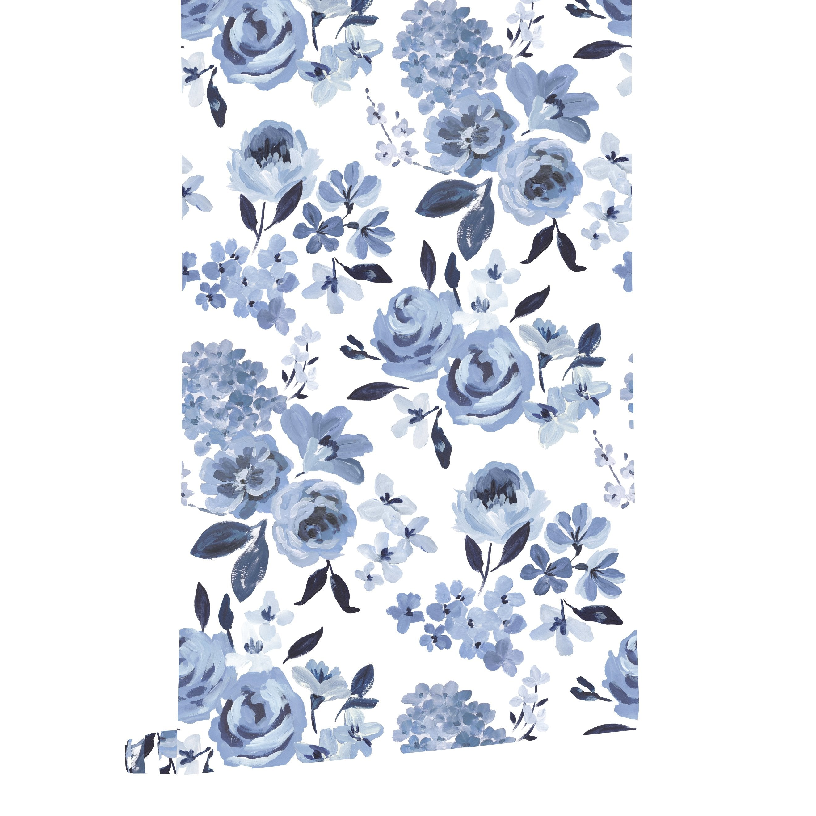 Highland Floral Wallpaper Caitlin Wilson