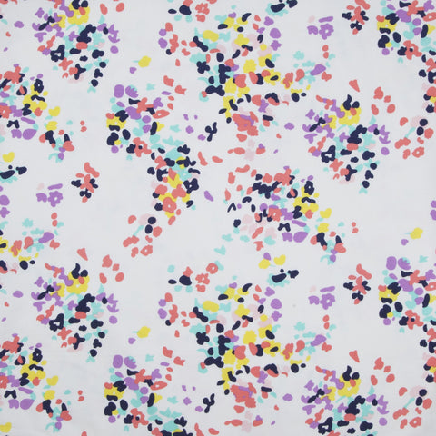 British Bouquet Fabric