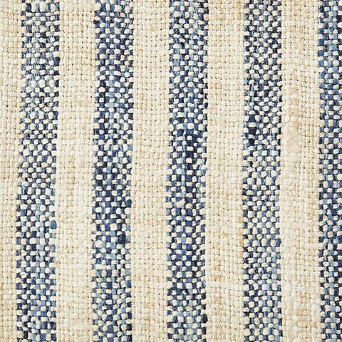 Indigo Stripe Fabric Swatch