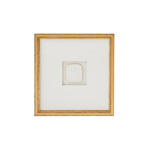 New! Framed Intaglio II