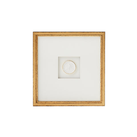 New! Framed Intaglio III