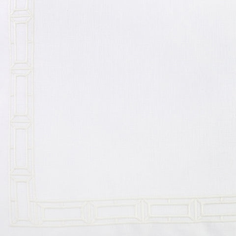 Ivory Empire Trim Fabric Swatch