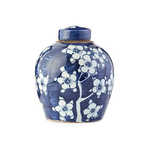 Small Cherry Blossom Jar