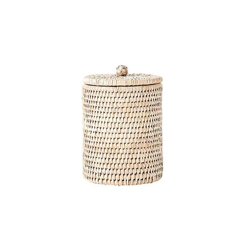 Large Rattan Container