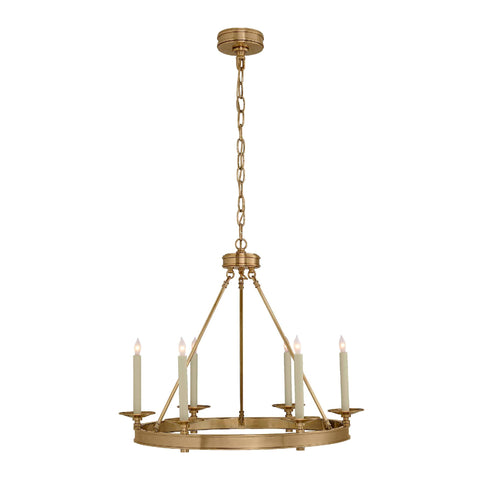 Launceton Small Ring Chandelier