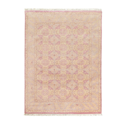Louisa Rug in Blush