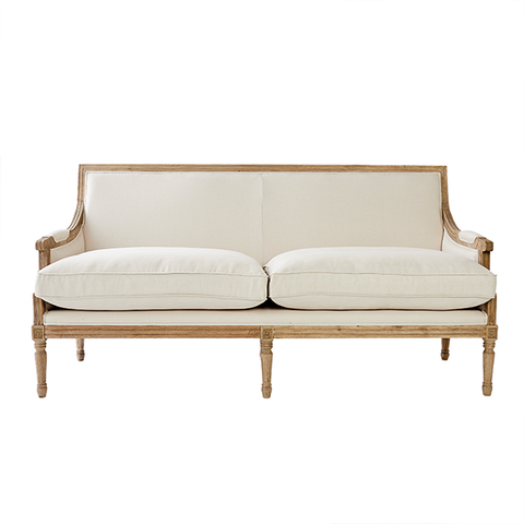 Margaux Sofa in Cream
