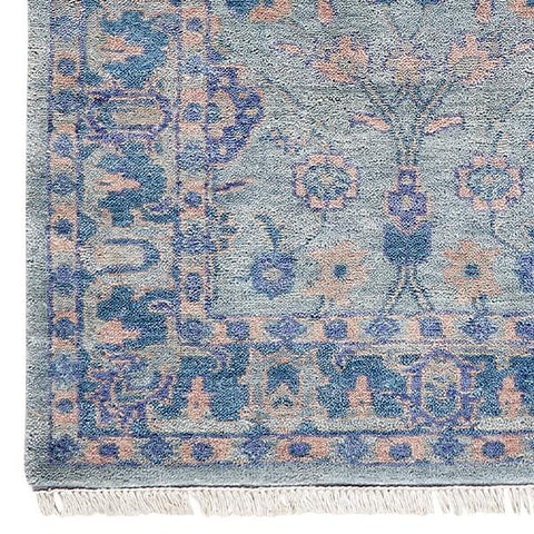 Minuet in Mist Rug Sample