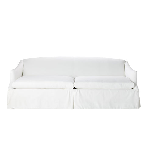 The Monroe Skirted Sofa