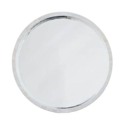CAIT KIDS: Mother of Pearl Medium Mirror