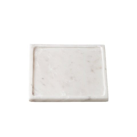 Square Marble Tray