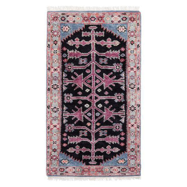 maya rug in twilight