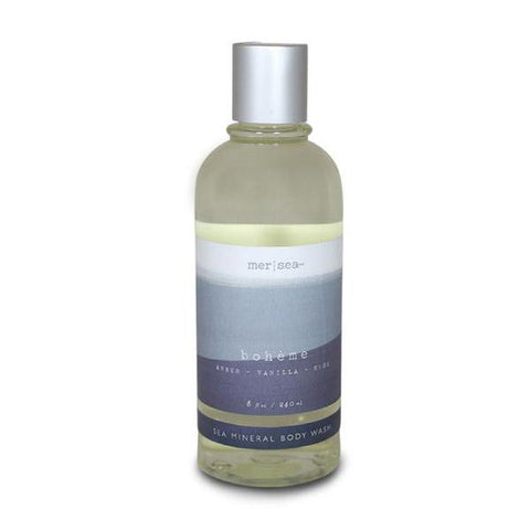 Bohème Sea Mineral Body Wash