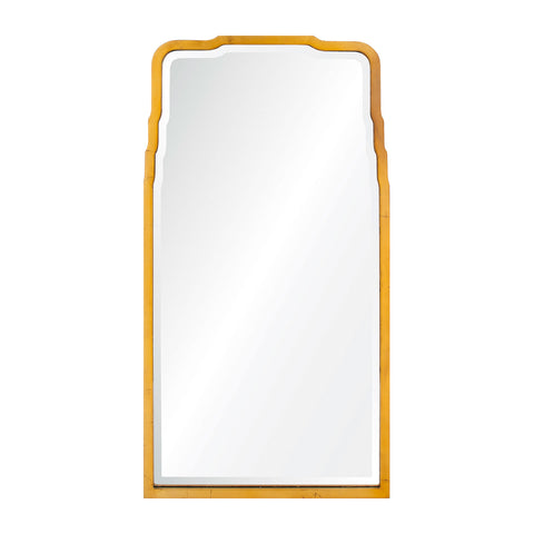 Napoli Mirror in Brass