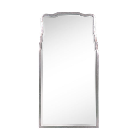 Napoli Mirror in Silver