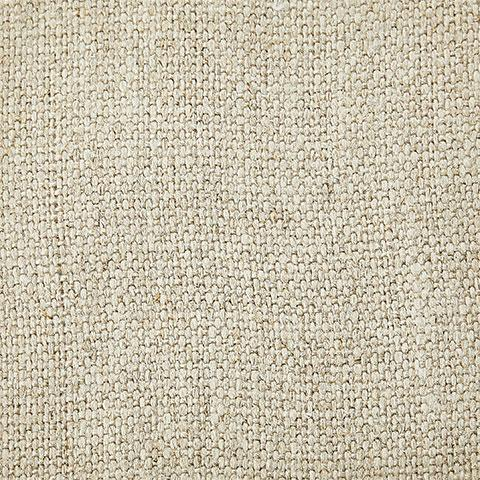 Natural Linen Fabric Swatch