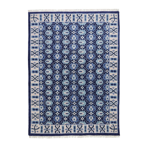 Naya Rug in Navy