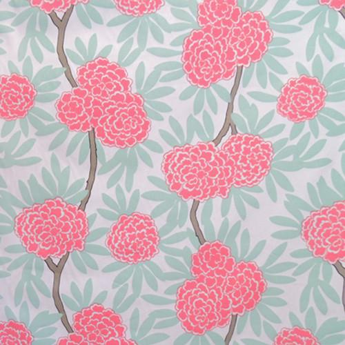 mint fleur chinoise swatch