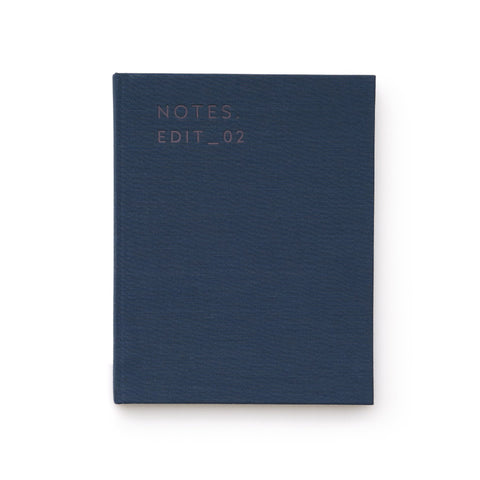 Navy Notebook