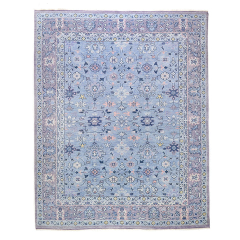 Pasha Rug in Blue