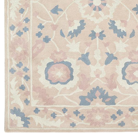 Julia Rug in Blush Sample