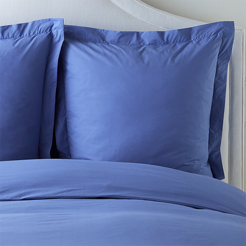 New! Perfect Percale Duvet in Bluebelle