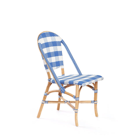 Paloma Side Chair in French Blue
