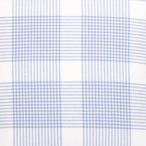 Petite Plaid Fabric in Eventide