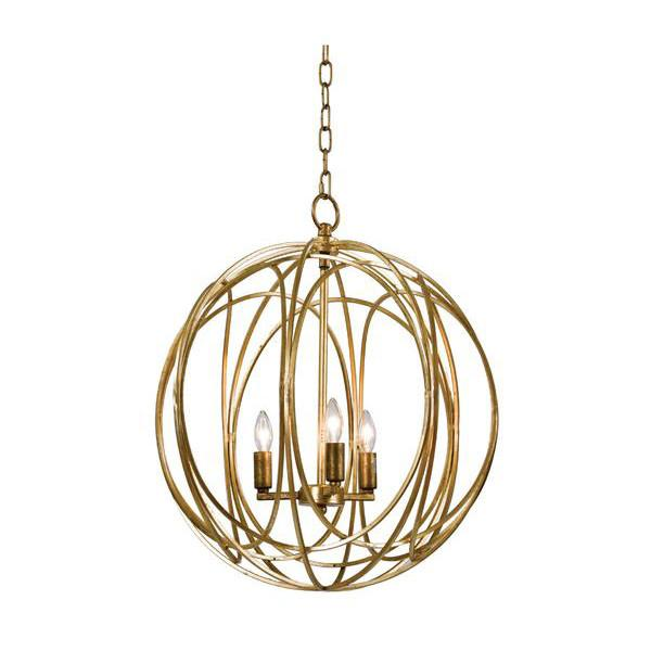 audra large chandelier