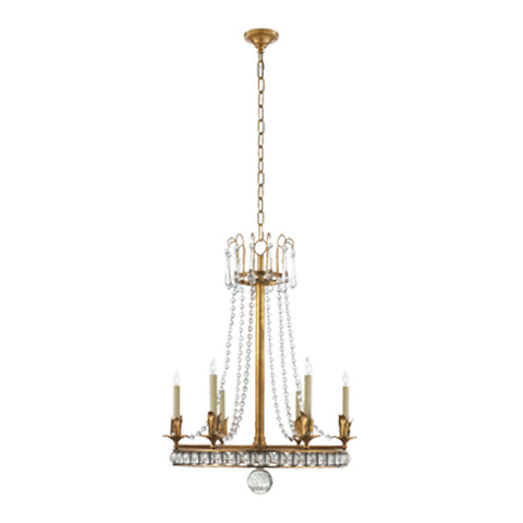 New! Regency Medium Chandelier
