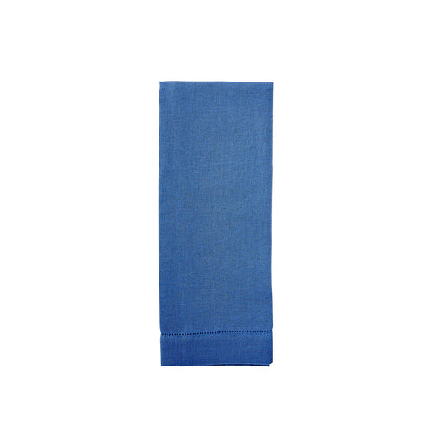 Solid Navy Blue Tea Towel