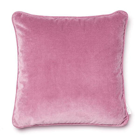 Rose Velvet Pillow