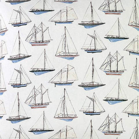 CAIT KIDS: Sailing Fabric Swatch