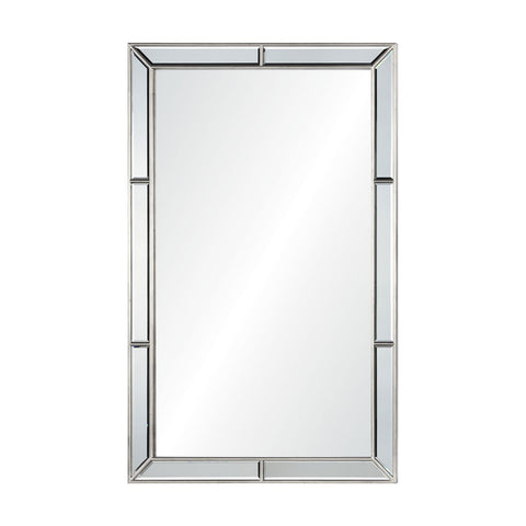 Salisbury Mirror in Silver