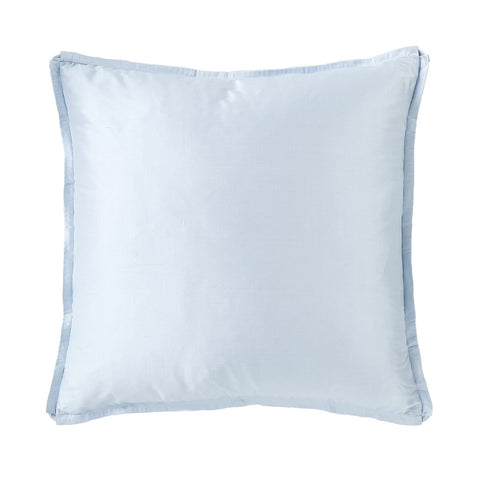 Sky Silk French Welt Pillow