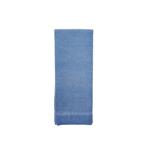 Solid Soft Blue Tea Towel