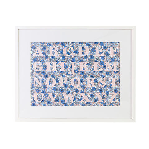 Sweet Darling Alphabet
