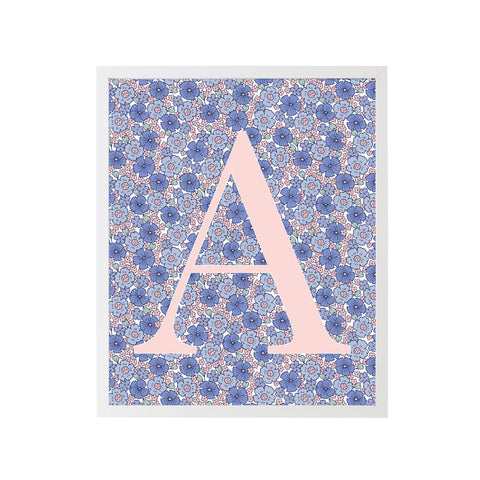 Sweet Darling Letter Print