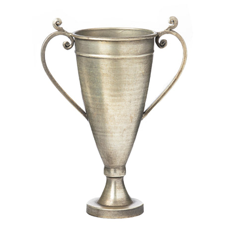 Decorative Silver Trophy