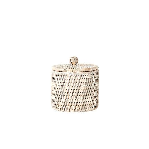 Small Rattan Container