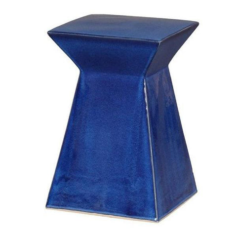 Athos Stool in Blue