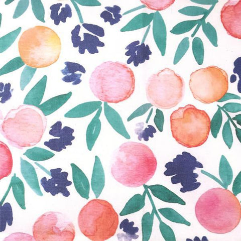 Summer Citrus Fabric