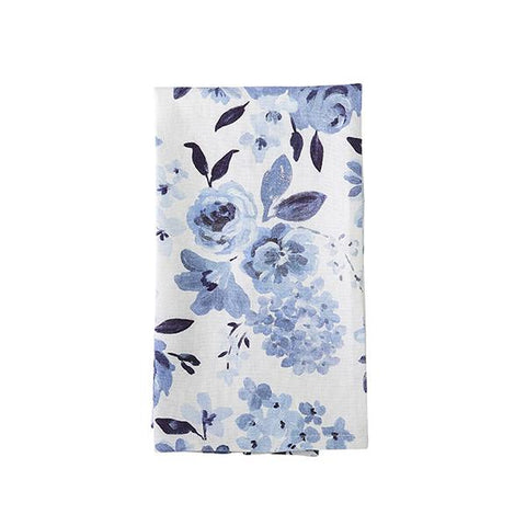 New! Highland Floral Tea Towel