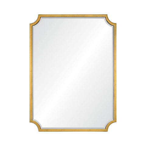 Thomas Mirror in Brass