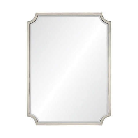 Thomas Mirror in Silver