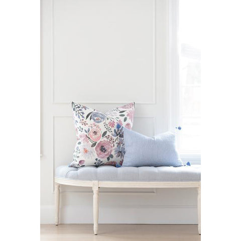 Claire Tufted Bench