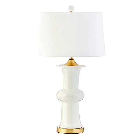 Jane White Lamp