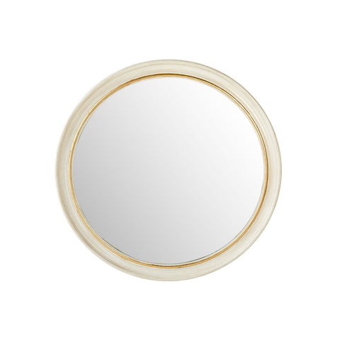 Nora Mirror in White