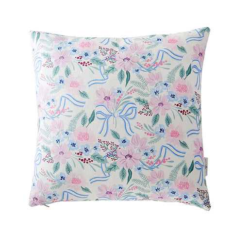 Winterberry & Bows Pillow