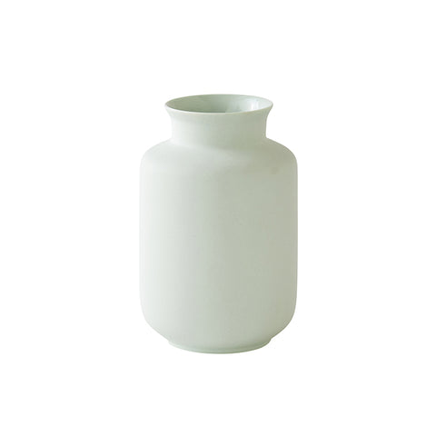 Mini Matte Vase in Green